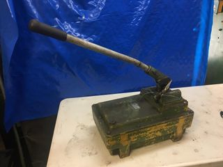 Hydraulic Pump P   462 0p21707 16 X 91 2 X7