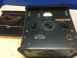 Octave Band Noise Analyzer Gr General Radio I Sso