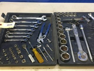 ITC Socket   Wrench Set Incomplete