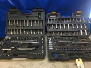 Wrenches   Sockets Partial Set Mastercraft