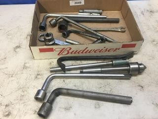 Bx lot Of Wrenches