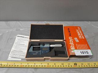 Mitutoyo Digi Matic Micrometre