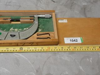 Micrometer Made In Poland