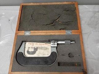 Mitutoyo Micrometer