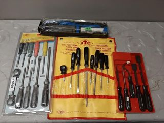 ITC Screw Drivers And Tools And Pro Glow