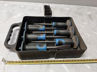 Set of Chisels and Punches
