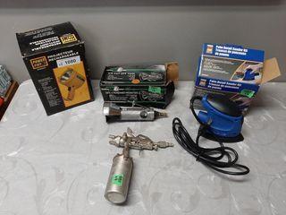 Power Fist Flashlight  Air Cutoff Tool  Air