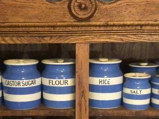 Cornish Kitchenware Set