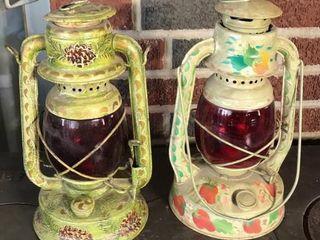little Wizard   little Defiance Railroad lanterns