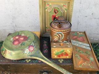 Hand Painted Primitives