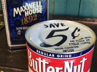 Butter Nut  Maxwell House