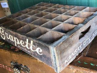 Grapette Bottle Holder  Kansas City