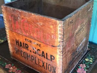 la Creole  Wooden Box