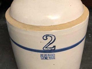 Blue Band  2 Jug