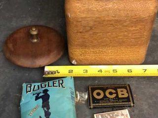 Wood Humidor   Bugler Packaging