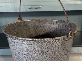 Graniteware Pail