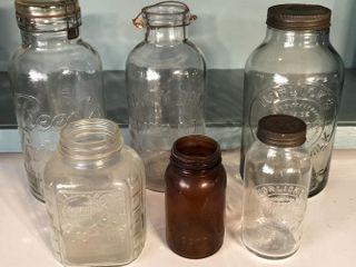 Advertising Jars