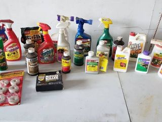 Pesticides  Insecticides  and Herbicides