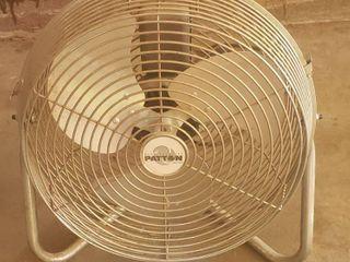 Metal Patton Fan   16 in  diameter   works well