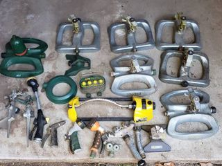 lawn Sprinklers and Hand Sprayers