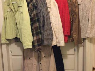 Women s Dress   Casual Jackets   Size l   Xl