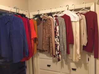 Women s Dress   Casual Blouses   Sweaters   Size l   Xl