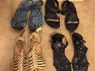 Women s Dress   Casual Sandals   Dress Sandals Size 10  Casual Size 11