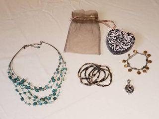 Brighton Bracelet and Jewelry