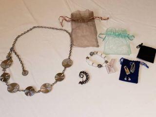 Jewelry and Chico s Belt
