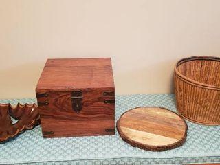 Decorative Wood Decor
