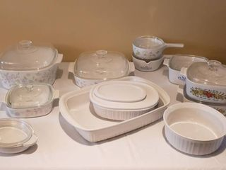 Corning Ware Cookware   Various Styles