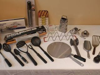 Kitchen Utensils and Other Tools