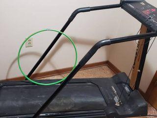 Vitamaster Premier Programmable Treadmill   Works