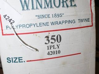Winmore Polypropylene Wrapping Twine 42010