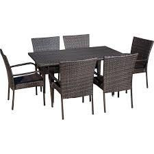 Multibrown Kissner Outdoor Patio Table