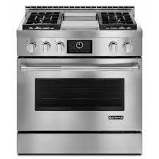 Jenn Air JlRP536WP 36IN Pro Style Range with Griddle and MultiMode Convection System  Retail  6925