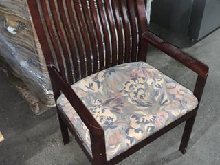 Upholstery Seat Side Chair