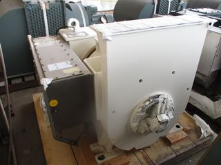 General Electric 5GEB22A5 AC Electric Motor - Right Hand JB ( UNUSED) QTY 1