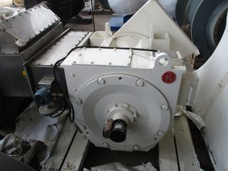 General Electric 5GEB22A5 AC Electric Motor - Left Hand JB ( UNUSED) QTY 1