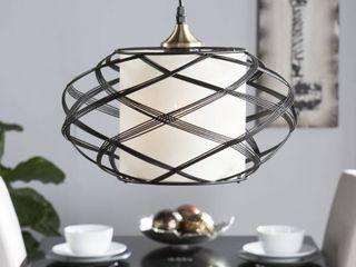 Avento Metal Wire Cage Pendant light