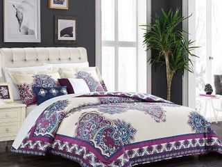 Chic Home Michal 5 Pc King Comforter Set Bedding