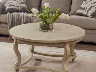 Martha Stewart Elmcrest Natural Coffee Table
