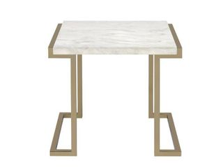 ACME Boice II Faux Marble Occasional Tables