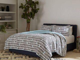 Novogratz  Annabelle Charcoal Quilt Set   king
