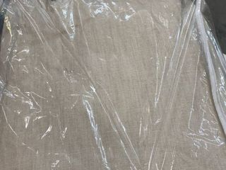 Classic linen Natural Comforter   Twin