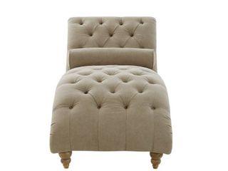 Madison Park Summerfield Tan Accent Chair