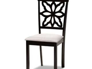 Dallas Modern and Contemporary Wood Dining Chair