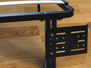Sleep Sync European Bed Frame or Headboard mounting hardware