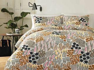 Marimekko Pieni letto Modern Natural Cotton Comforter Set king