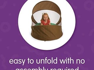 set of 2 Hideaway log Chair with Cushion Environments Home School Reading Hollow log Kids Tent with Cushion  Perfect Size for Kids Playrooms and Classroom Spaces